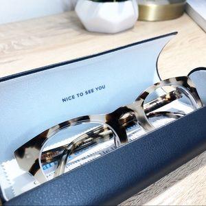 Warby Parker Caspar Frames